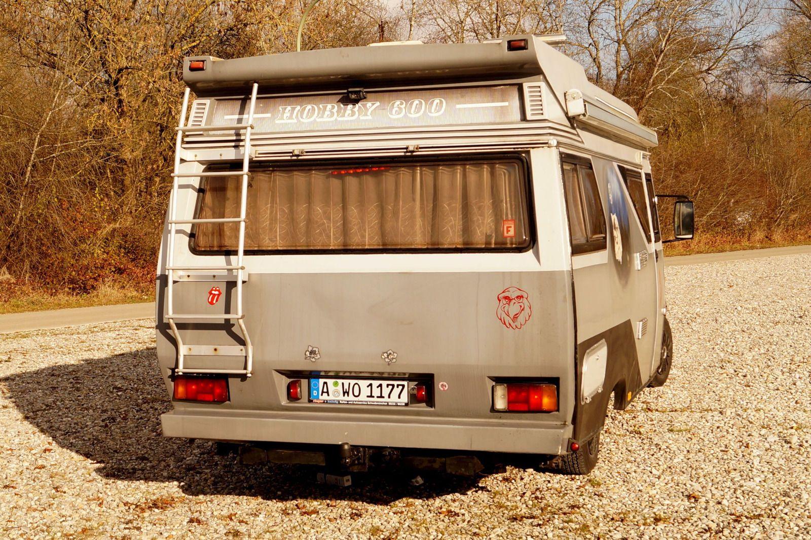 Wohnmobil Fiat Hobby 10  eBay  Wohnmobil, Ebay, Hobbys