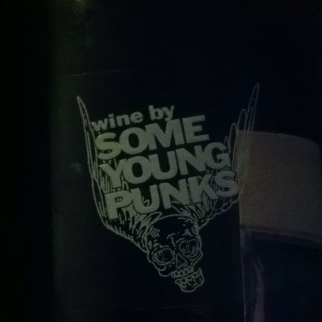 Wine by some young punks!