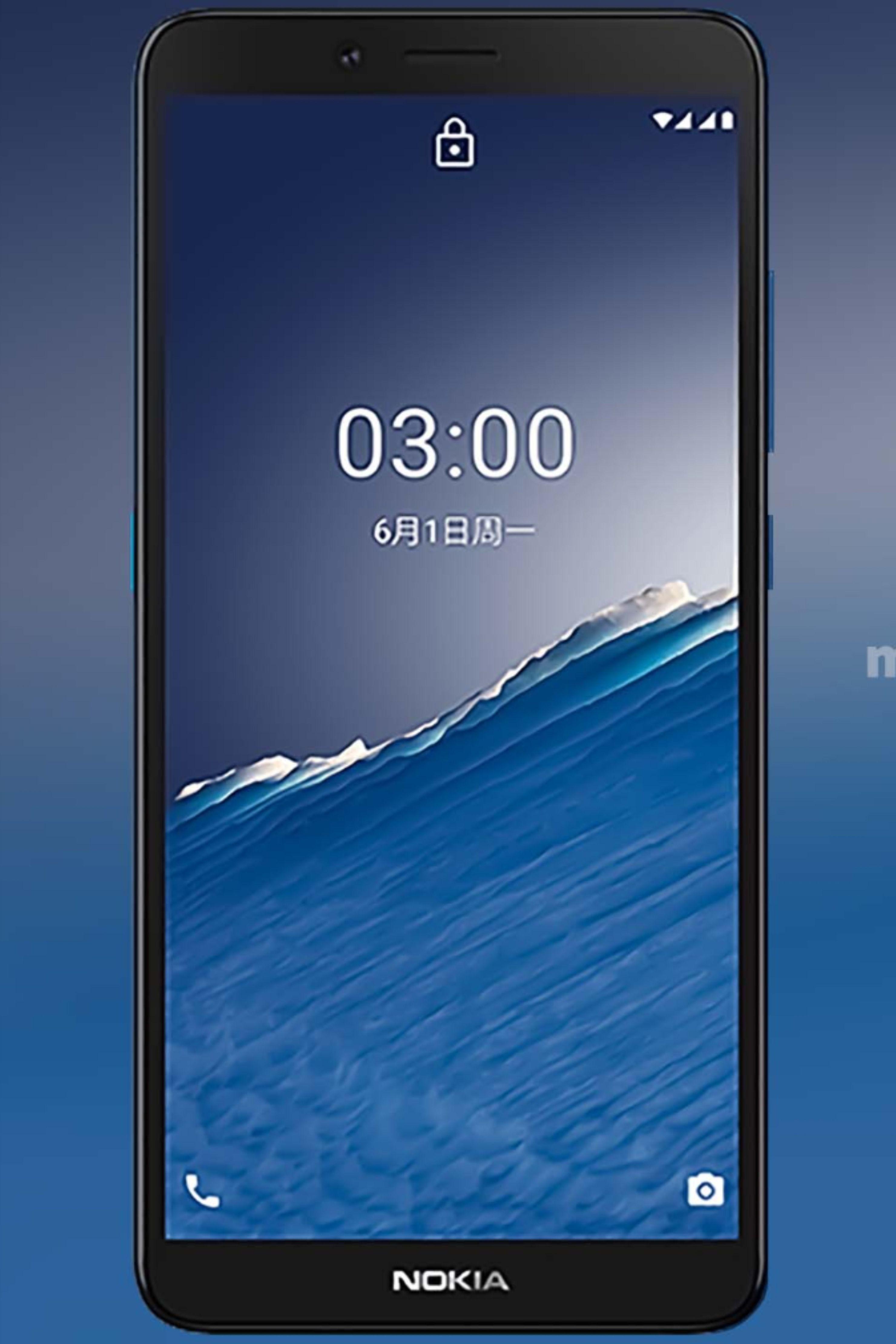 Nokia C3 (mobilespecification8) 02 in 2020 Nokia