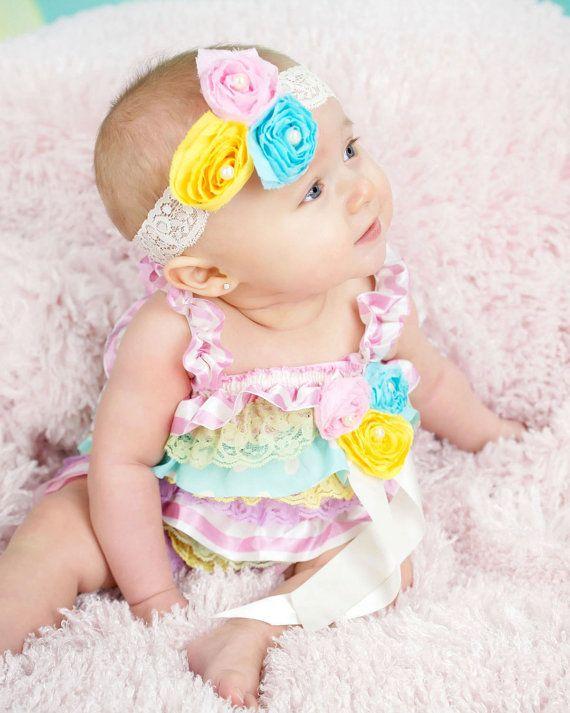 Ostern Romper Baby Strampler Ostern Kleid von PoshPeanutKids ...