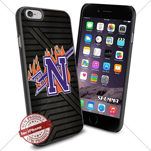 """NCAA-Northwestern State Demons,iPhone 6 4.7"""" Case Cover Protector for iPhone 6 TPU Rubber Case Black SHUMMA http://www.amazon.com/dp/B013RYWFW6/ref=cm_sw_r_pi_dp_c-shwb15JAGH8"""