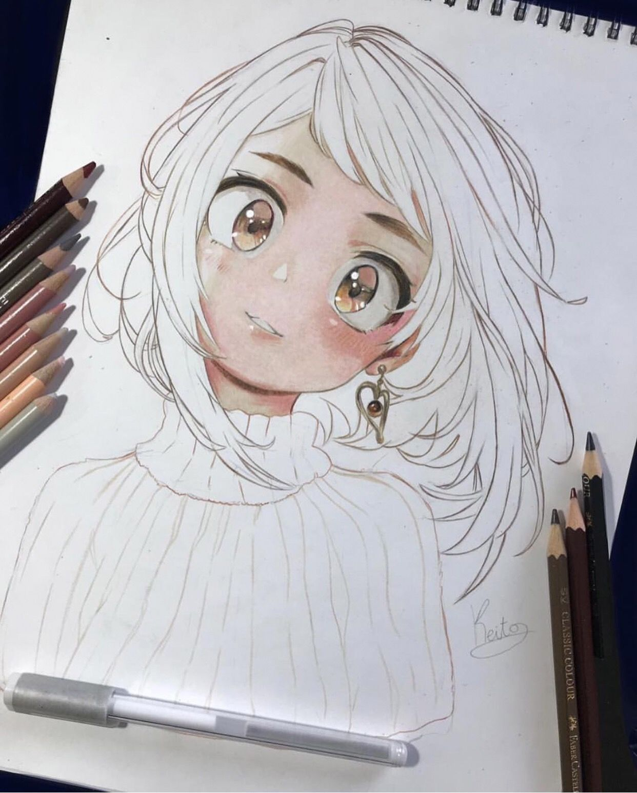 Uraraka By Keito Kun Visit Our Website For More Anime And Animeart Ochaco Uraraka Also Known By H Anime Art Anime Drawings Anime Sketch