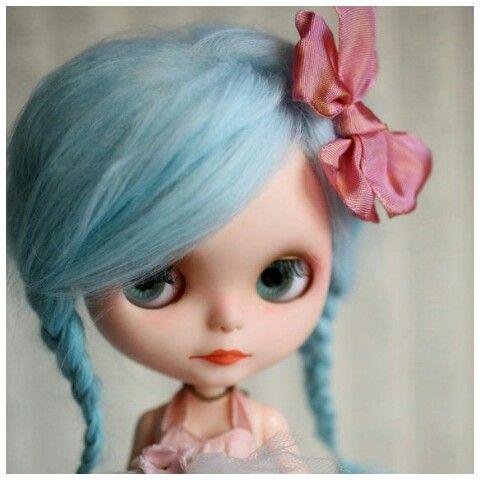 Cute vintage doll.