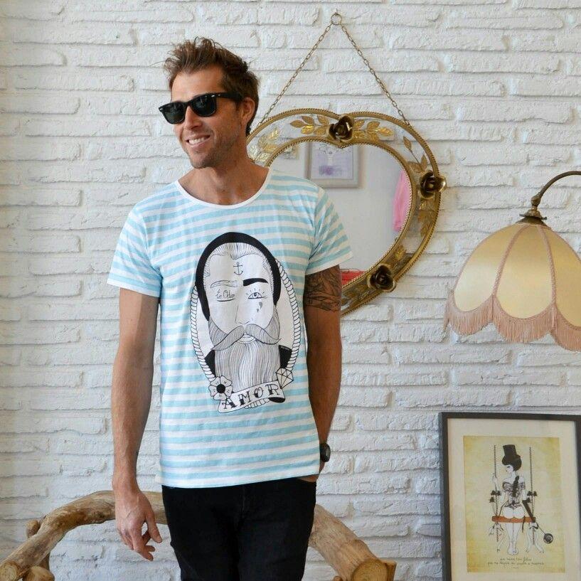 1f52542bfc8149 TE ODIO AMOR. Unisex www.aireretro.es #moda #ilustración  #pongamosdemodaelcastellano #aireretro #filosofiadevida