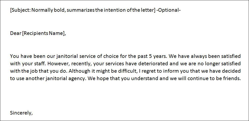 A Rejection Letter Is A Commonly Used Official Letter In An