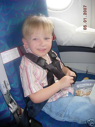 Rent a CARES/Kids Fly Safe Airplane Harness Seatbelt | Airplanes ...