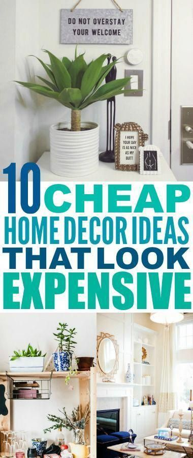 These budget home decor ideas are really amazing    happy found easy diy now have  great ways to decorate on di also rh pinterest