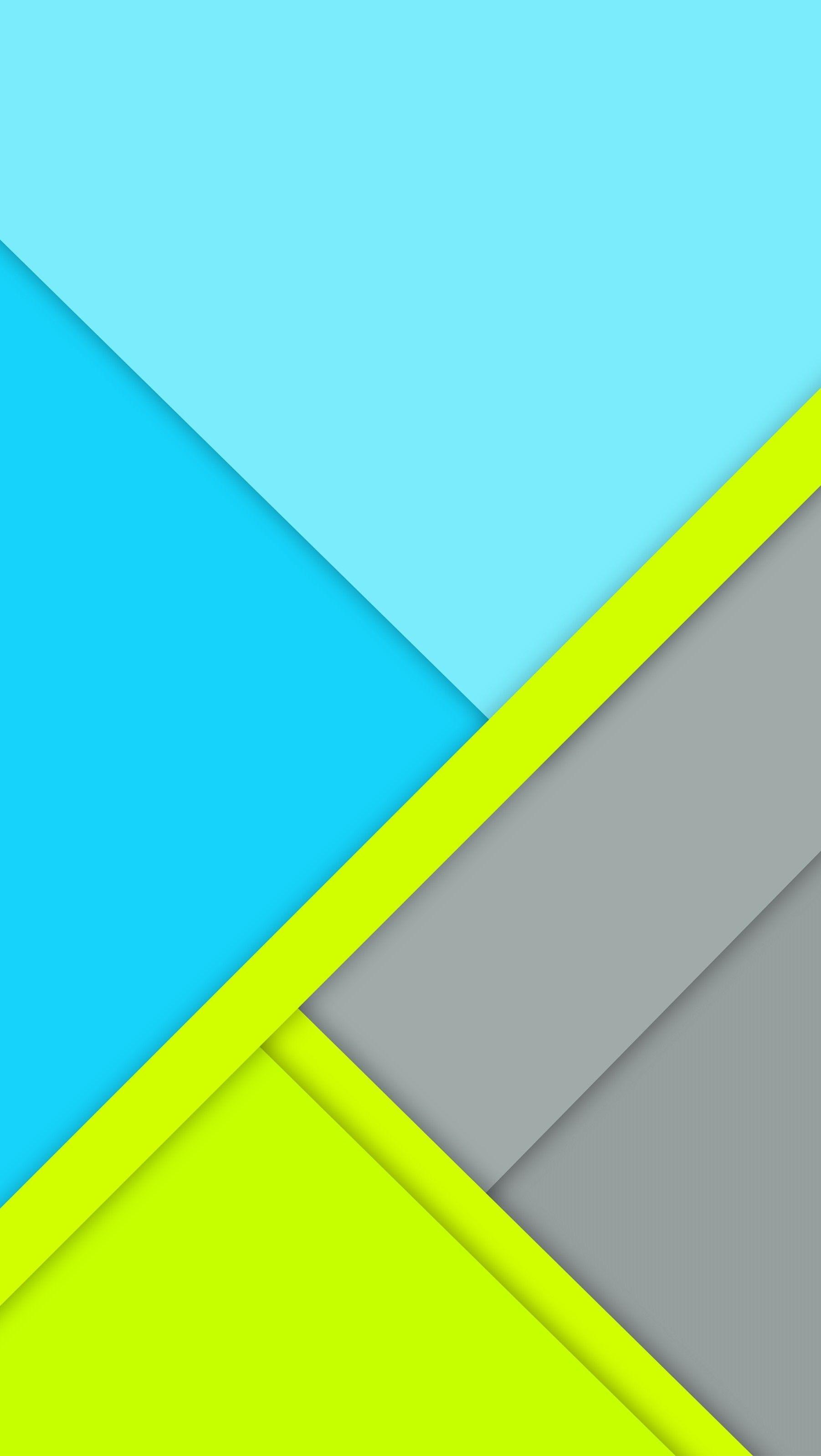 Aqua Lime Green Abstract Wallpaper Geometric Wallpaper Iphone