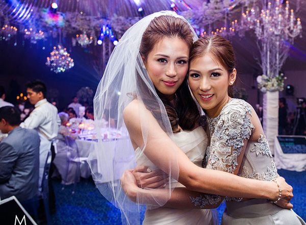Celebrity Wedding Toni Gonzaga And Paul Soriano Wedding Reception Photos Celebrity Weddings Toni Gonzaga Wedding Wedding Reception