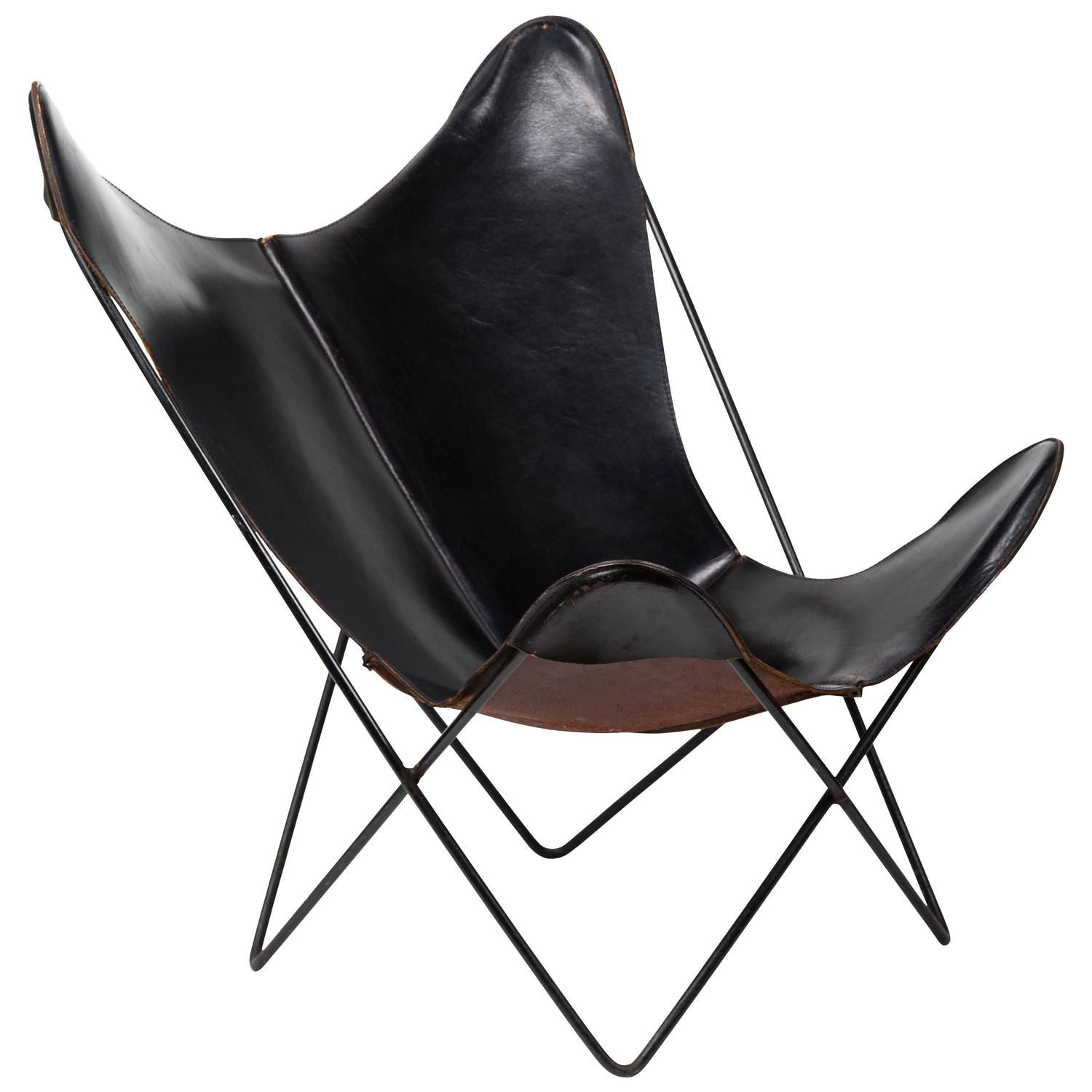 butterfly philbee interiors below cowhide white cost chair products black