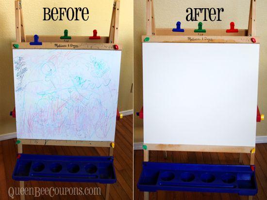 Pin By Jennifer Jackson On Ideas Magic Eraser Uses Clean Dry Erase Board Magic Eraser