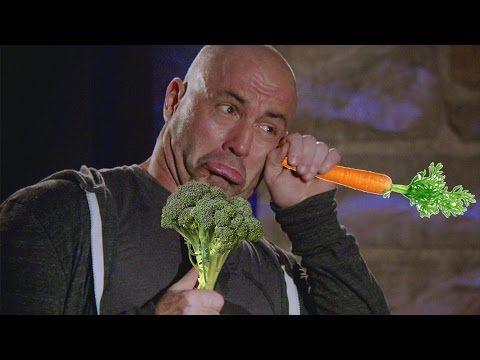 Joe Rogan Says Vegan Diets Are Bad Youtube Vegan Diet Joe Rogan Going Vegan