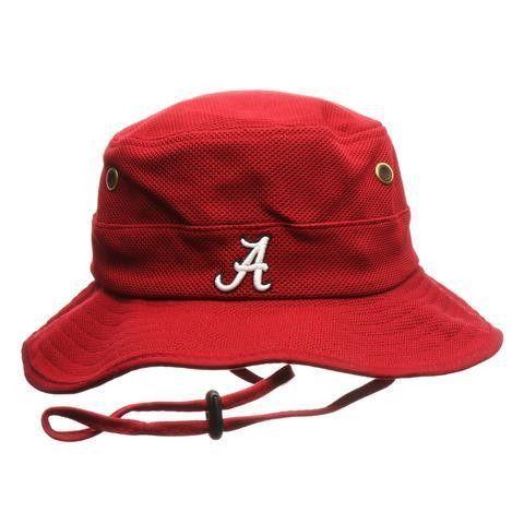 796b1126fcf ... shop ncaa alabama crimson tide bucket hat alabama crimson tide buckets  hats bucket hat 76ab5 0068c