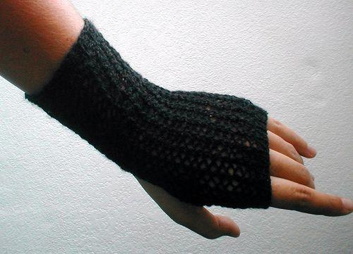 Crochet Fingerless Gloves Free Pattern Crochet Pattern Central