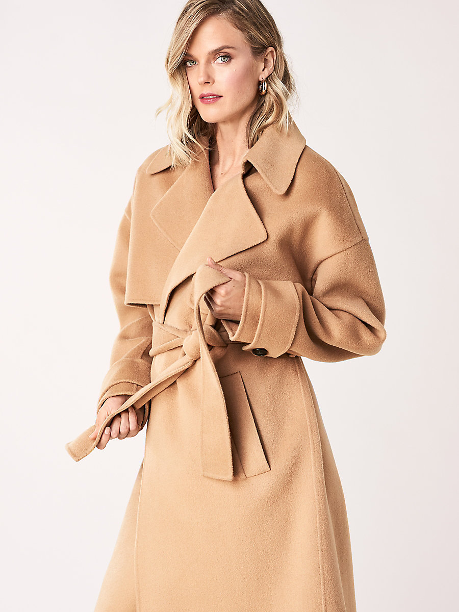Pin by Shelby Grembowski on My*Style* Belted coat, Long