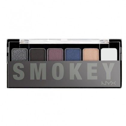NYX Palette The Smokey - http://us.dsworld.fr
