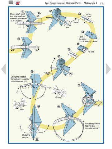 Outstanding Quite Complex Origami Diagrams Blog Diagram Schema Wiring Digital Resources Funapmognl