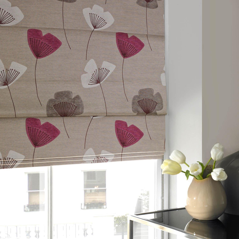 Poppy roman blind ideas for the house pinterest roman blinds