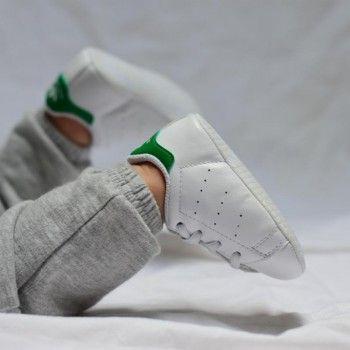 B24101 amorZapatos adidas baby originals stan smith bebe baby adidas suela blanda 9ef3ad