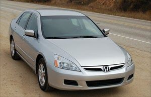 2007 Honda Accord EX L V6 Test Drive And Review: Itu0027s Not The Accord