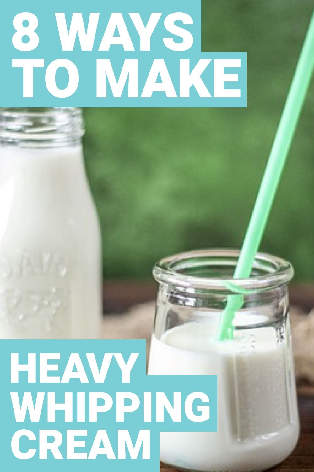 17 Different Ways to Make Heavy Whipping Cream at Home  Homemade