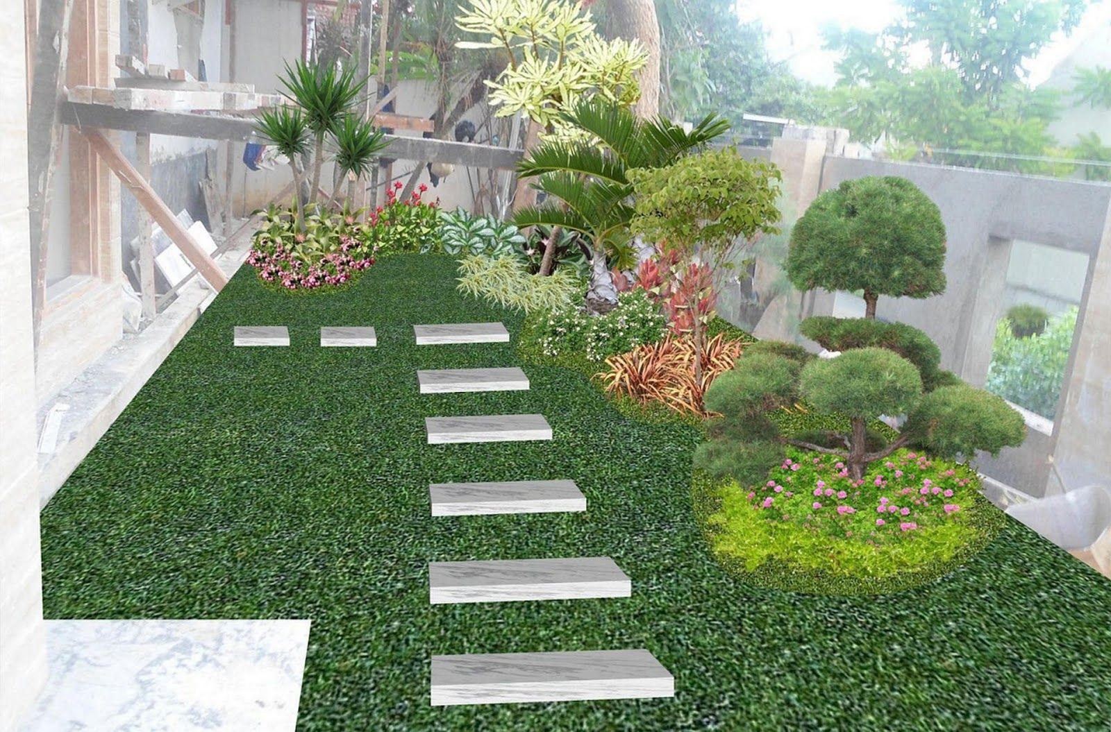 Do You Want To Live In An Ultra Modern House With Fascinating Luxurious Minimalist Garden In Small Front Yard Landscaping Front Garden Design Minimalist Garden