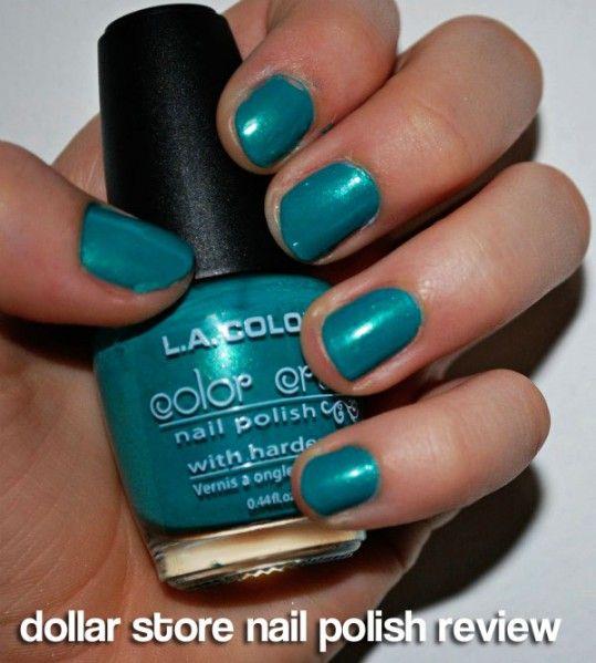 Dollar Nail Polish Vs Name Brand