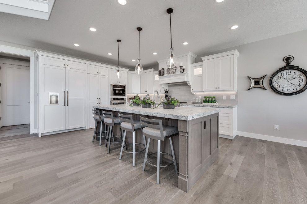 39 craftsman kitchen designs and ideas grey kitchen walls white shaker kitchen cabinets grey on kitchen decor grey cabinets id=89393