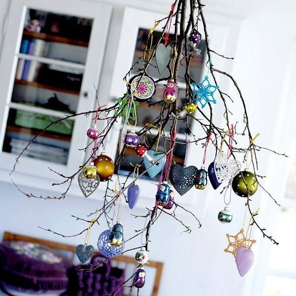 One Kindesign: 70 Amazing Nordic-inspired Christmas Decor Ideas