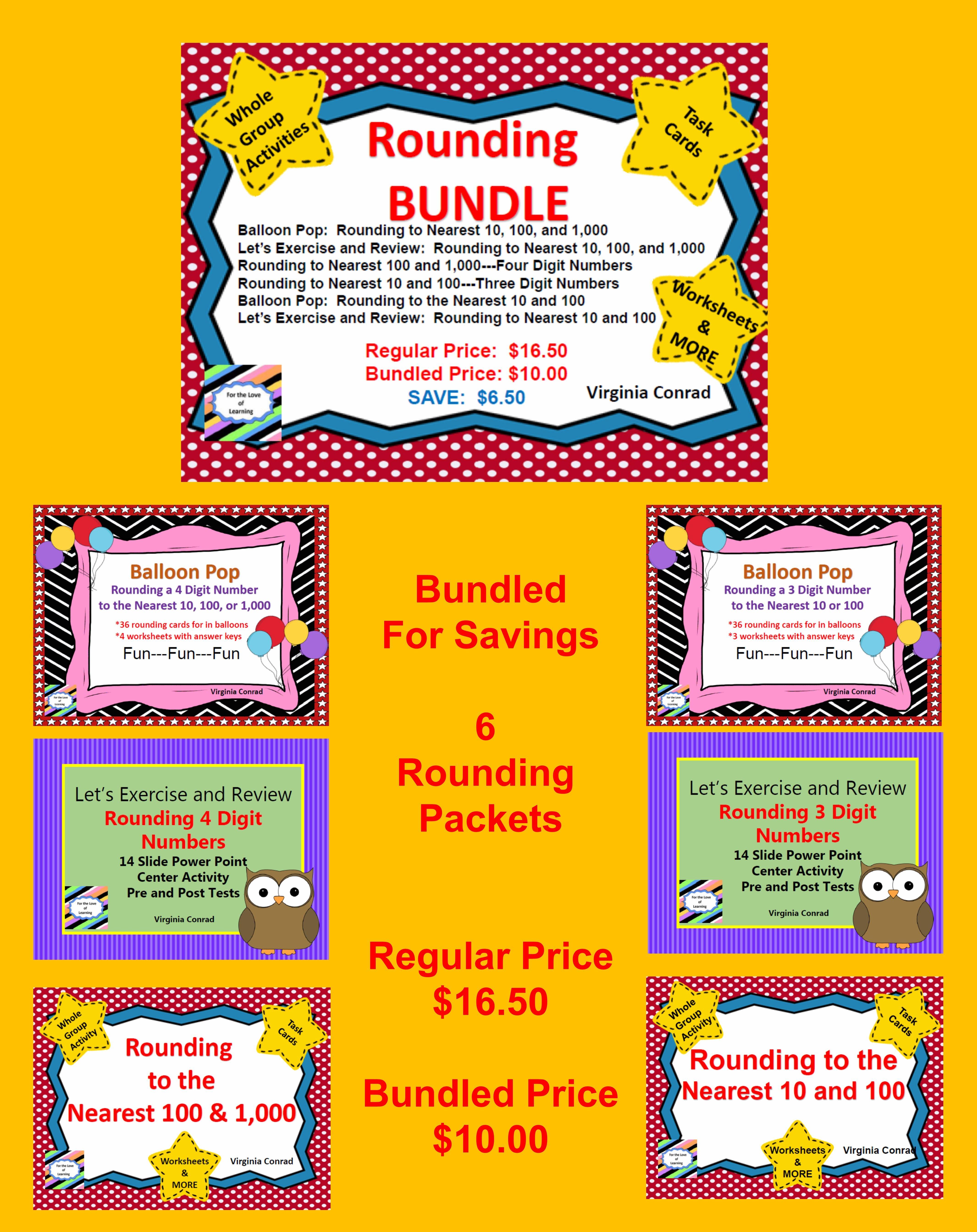 Rounding Bundle