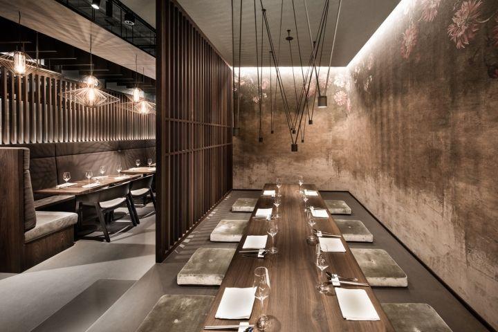 Enso Sushi & Grill by DIA - Dittel Architekten, Stuttgart ...