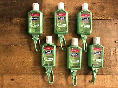 Details About 6 Purell Hand Sanitizer Soothing Gel W Aloe 1 Oz
