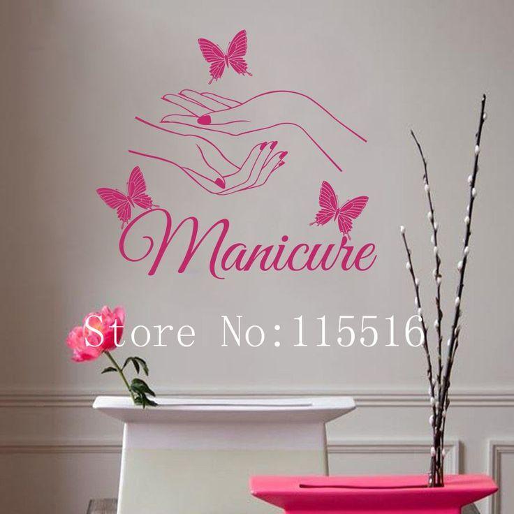 Resultado de imagen para logos salon manicura | logo de manicura ...