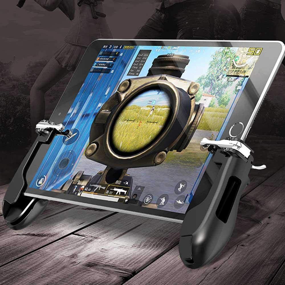eHuuGie Mobile Game Controller Tablet Grip Mobile Aim Fire