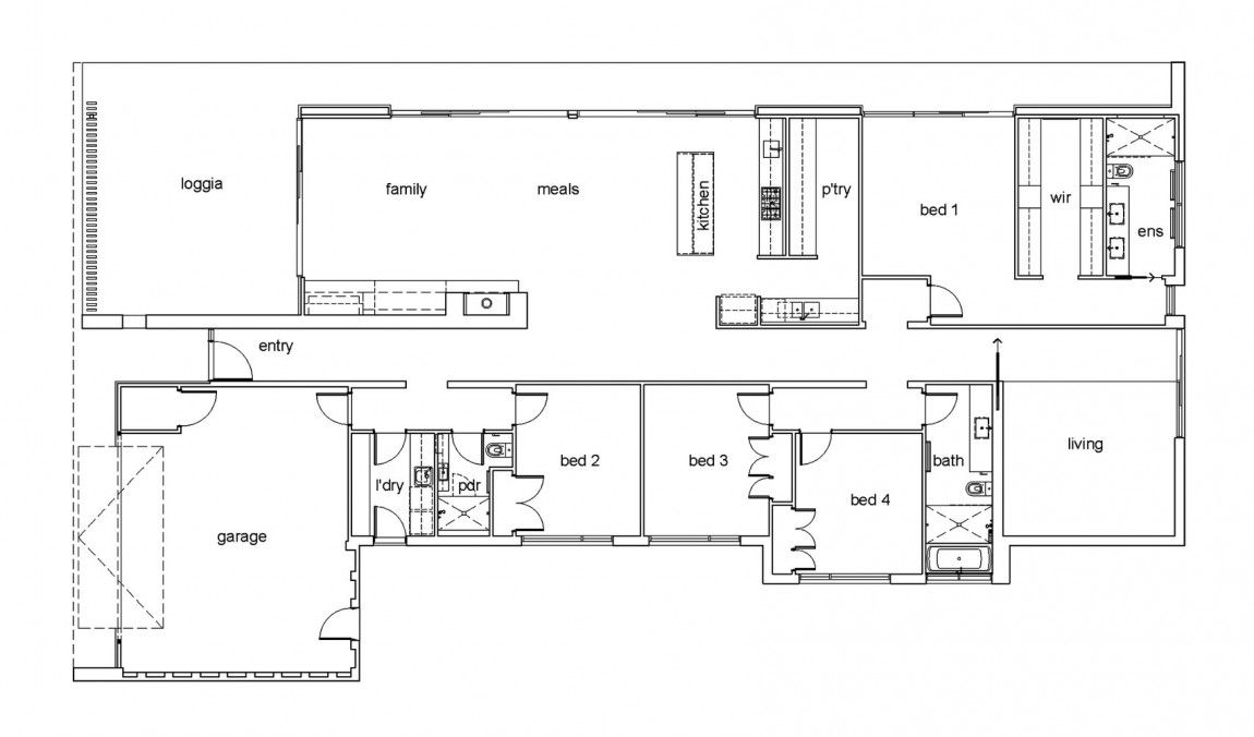 Blairgowrie 2 By Inform 18 House Plans Australia Beach House Floor Plans Country Style House Plans