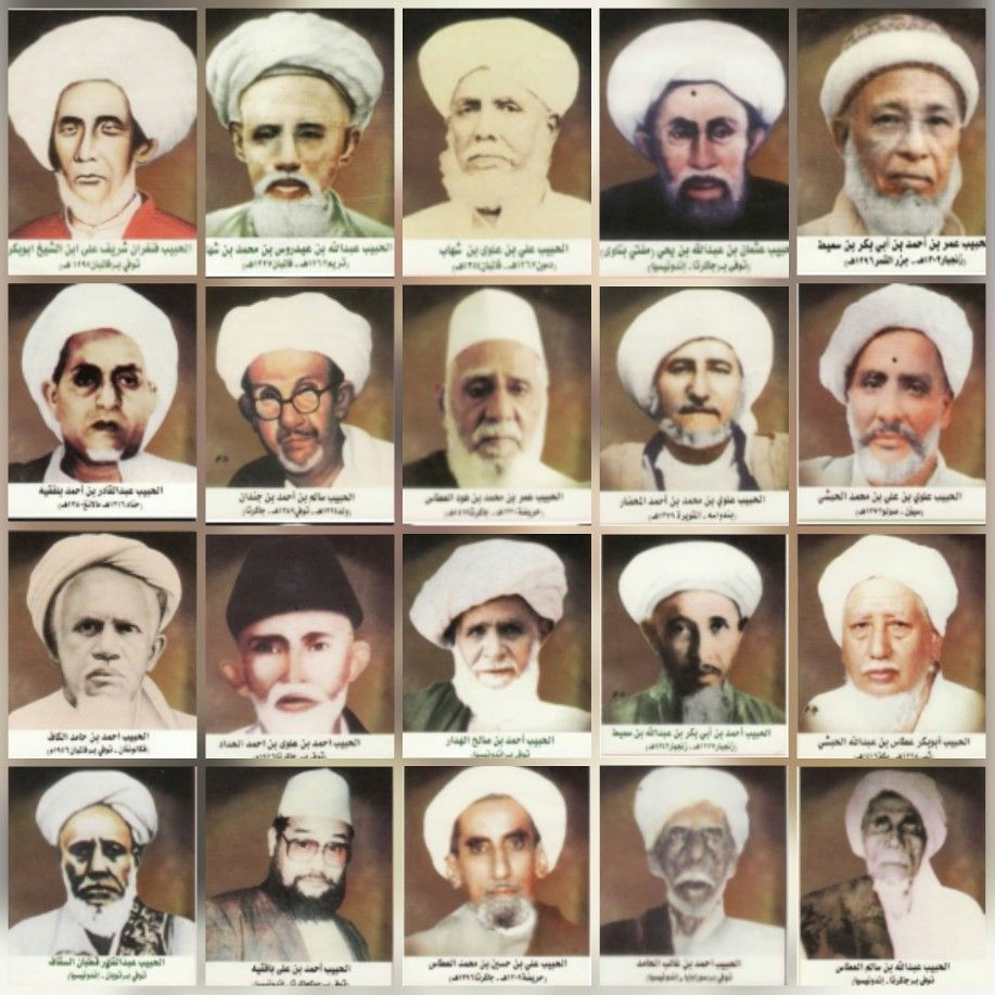 Kumpulan Foto Pahlawan Indonesia