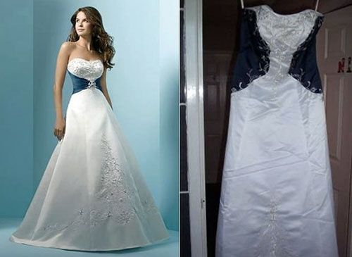 U201cWedded Missu201d: 9 Knockoff Wedding Dresses You Need To Avoid
