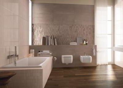 Pavimenti rivestimenti bagno mattonelle e piastrelle per - Mattonelle per bagno moderno ...