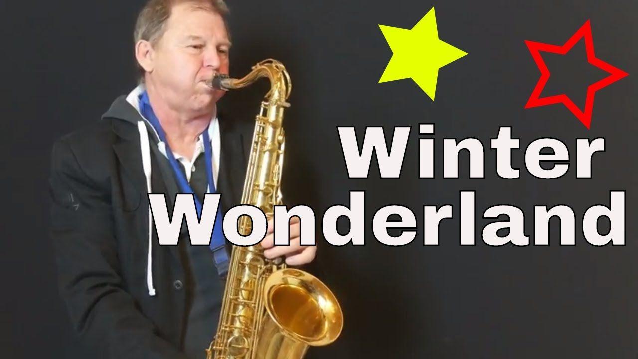Winter Wonderland\