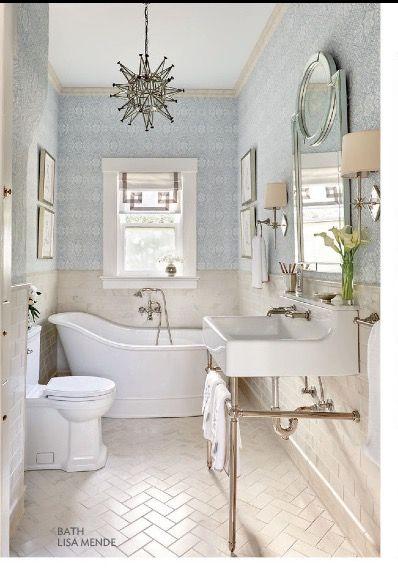 Traditional Home Magazine Traditional Bathroom Decor