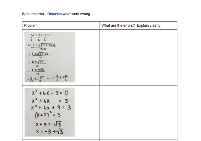 Solving Systems Of Linear And Quadratic Equations ...