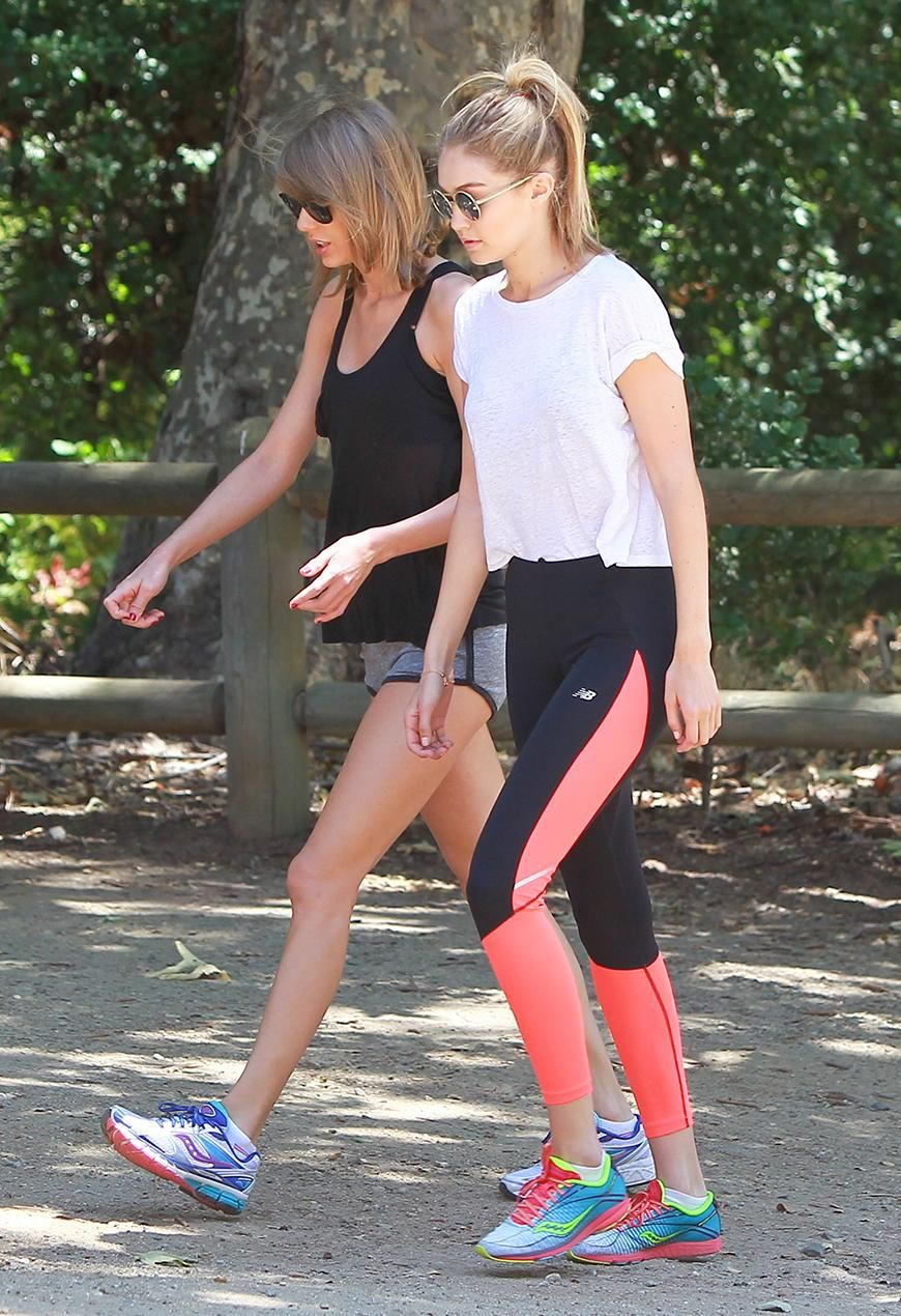 Here S What 19 Celebrities Wear To The Gym Womens Workout Outfits Workout Clothes Gym Style