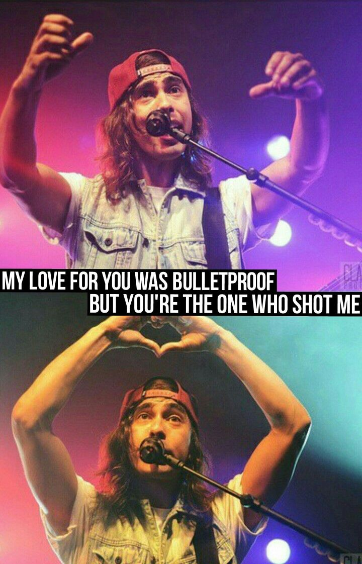 Bulletproof Love, Peirce The Veil  •@LyricRose1010