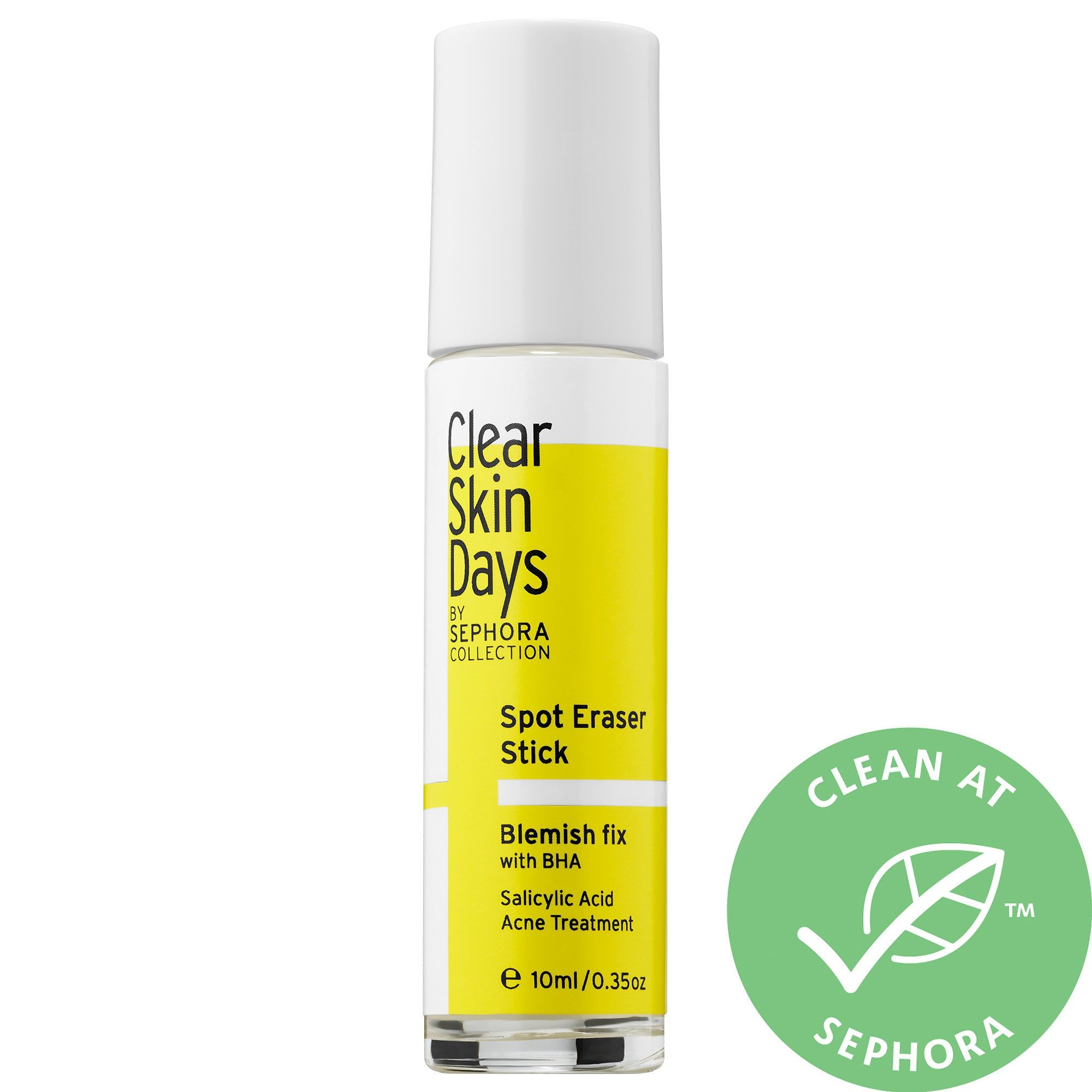 Sephora Collection Clear Skin Days By Sephora Collection Spot Eraser Stick 0 35oz 10ml Best Acne Spot Treatment Sephora Collection Sephora