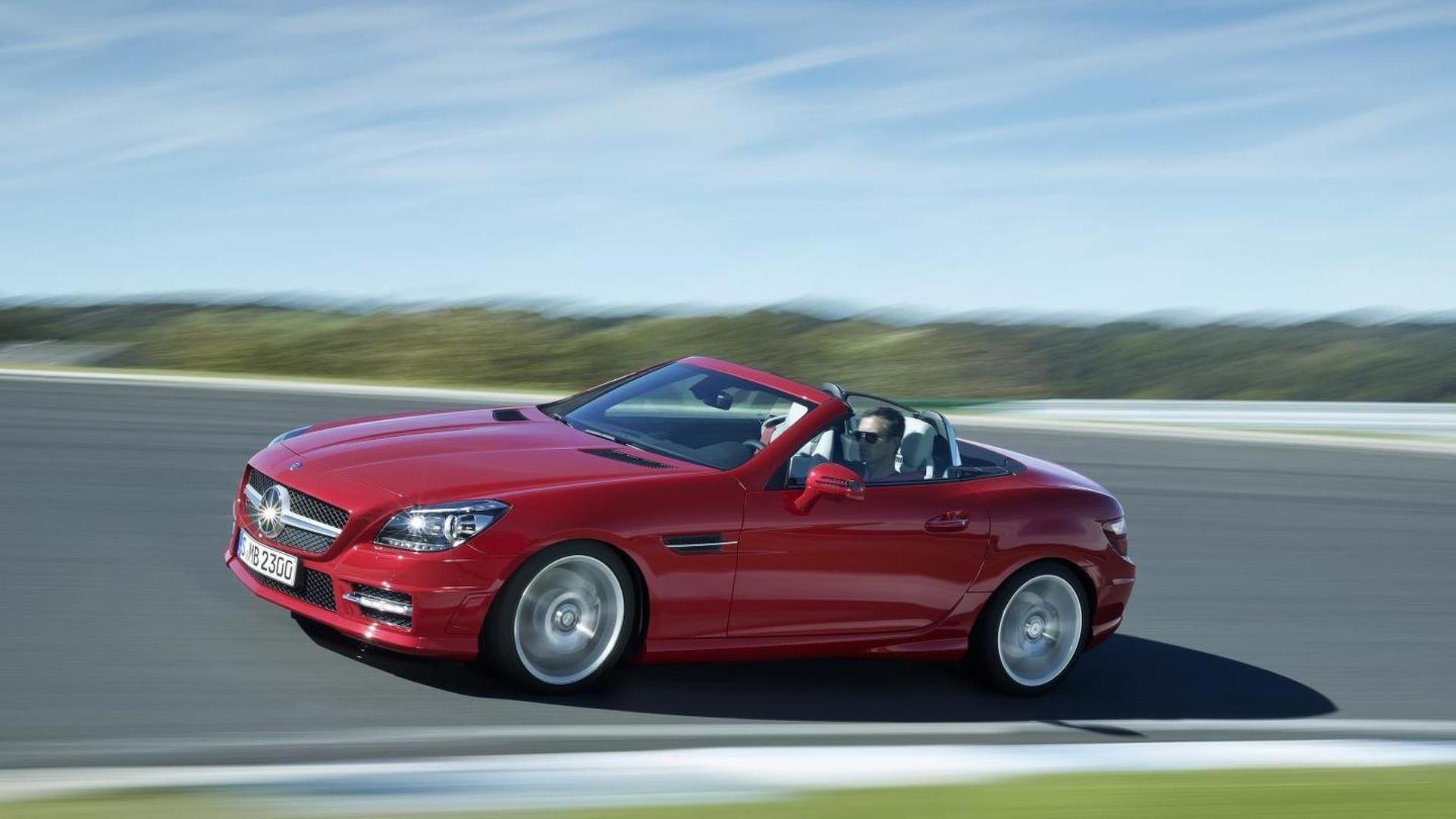 Mercedes Benz Slk Class News And Reviews Motor1 Com Mercedes