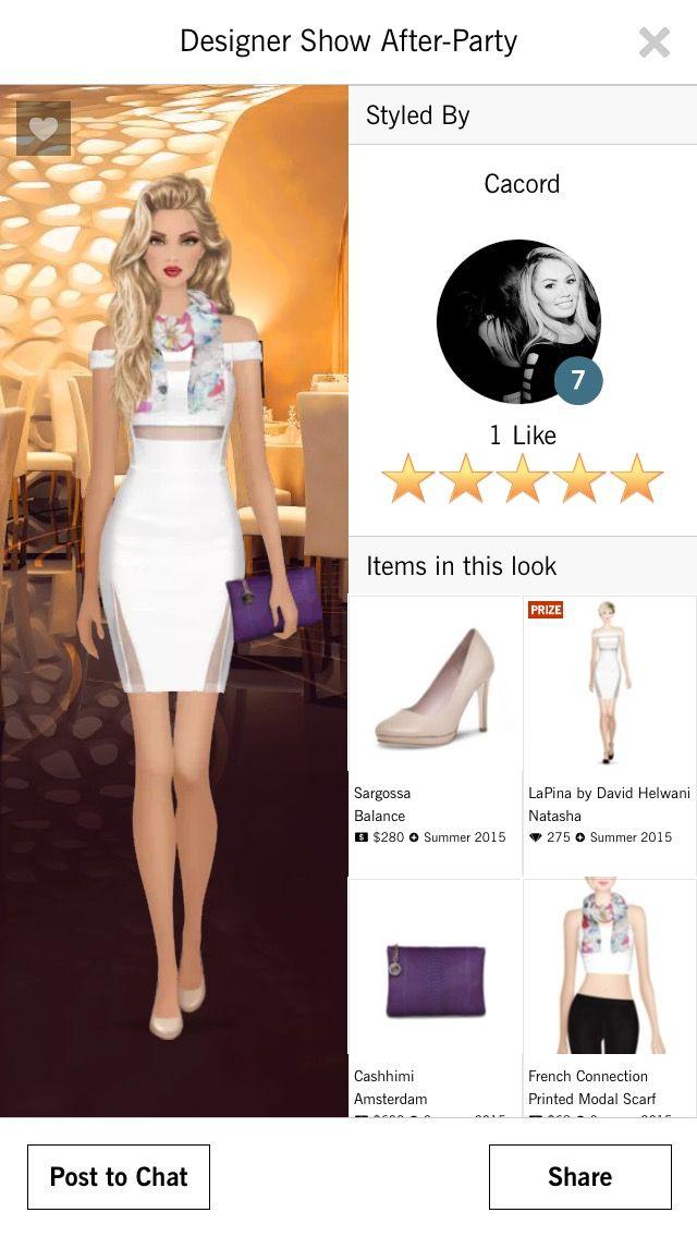 Look By Carolina Cordeiro For Designer Show After Party 5 Stars Covet Fashion Jet Sets Covet Fashion Modelos Vestidos