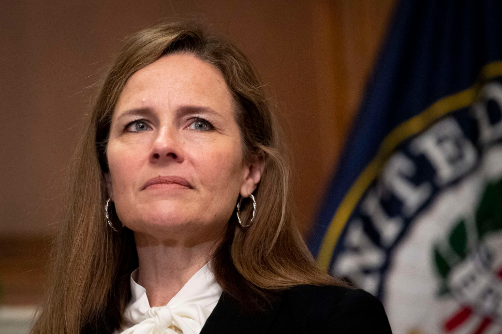 Trump Poised To Nominate Amy Coney Barrett To Fill Ginsburg S Seat