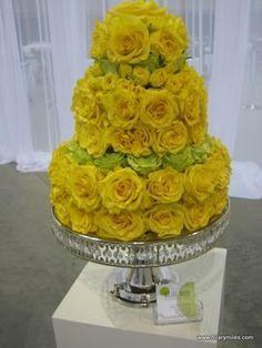 Fantastic Floral Rose Cake Cakes Flowers Floral Arrangements Birthday Funny Birthday Cards Online Chimdamsfinfo