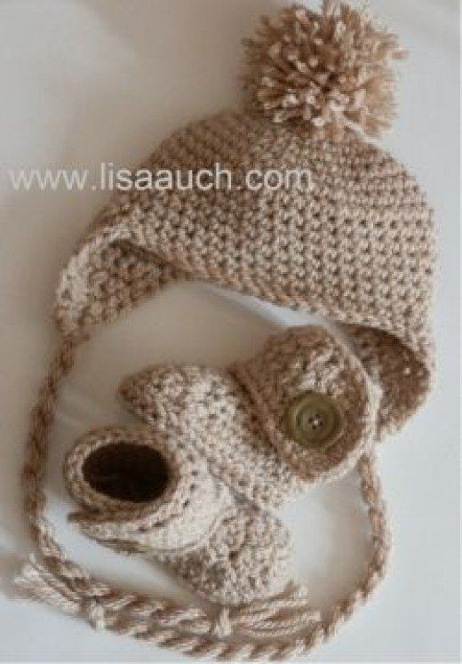 Free Crochet Patterns for Baby Beanies | Beanie pattern, Free ...