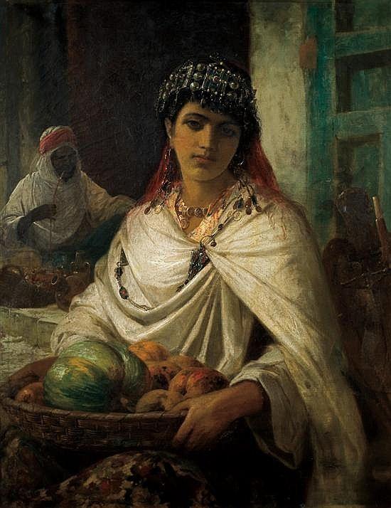 Épinglé par Attali Martine sur Orientalism | Classicisme peinture, Peintre et Peintre orientaliste